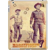 The Magnificent Two iPad Case/Skin
