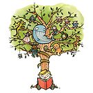Storytime Tree by TheDrawbridge