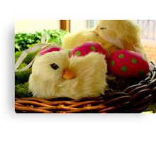 Easter Basket  ^ Canvas Print