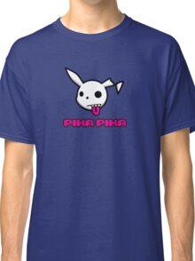Pikachu Skull Classic T-Shirt