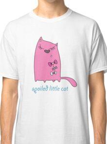 Spoiled Little Cat Classic T-Shirt