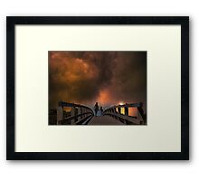3830 Framed Print