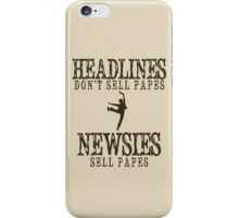 So what makes a headline good?  iPhone Case/Skin