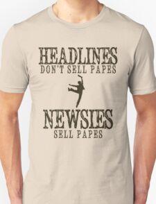 So what makes a headline good?  T-Shirt