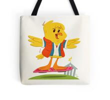 Hoverbird Tote Bag
