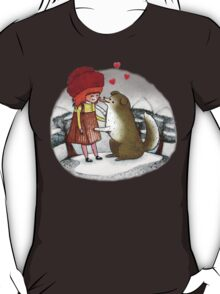 Red Riding Hat T-Shirt
