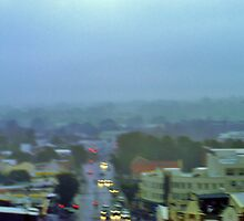 misty smoggy views # 1 by Sam Fonte