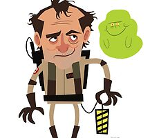 Murray - Venkman by TheDrawbridge