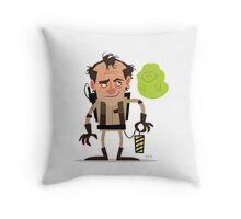 Murray - Venkman Throw Pillow