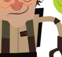 Murray - Venkman Sticker