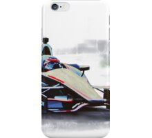 Will Power Indy iPhone Case/Skin