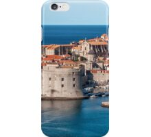 Dubrovnik Croatia iPhone Case/Skin