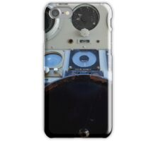 Helm and Red Wasp Station iPhone Case/Skin