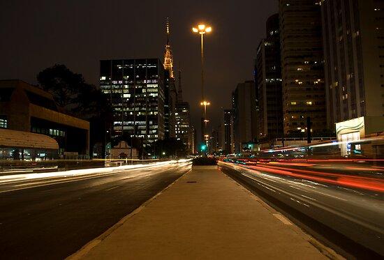 Avenida Paulista by WLphotography