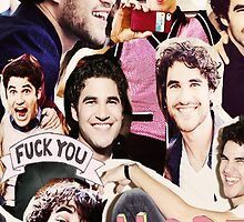 Darren Criss Collage by Beatlemily
