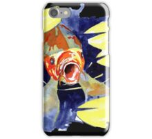gulping koi iPhone Case/Skin