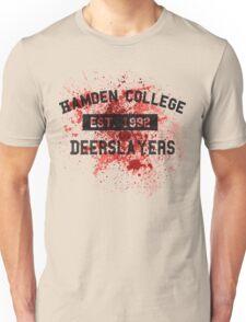 Hamden College Deerslayers T-Shirt