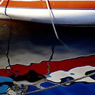 Boat Reflection by fauselr