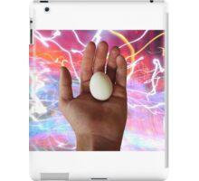 small egg iPad Case/Skin