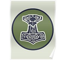 Hammer of the Gods Poster