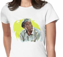 Freeman Womens Fitted T-Shirt