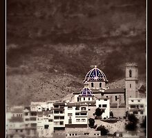 Altea Old Town by tobyct