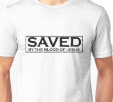 saved stamp Unisex T-Shirt