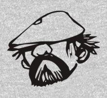De Niro One Piece - Long Sleeve