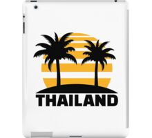 Thailand iPad Case/Skin