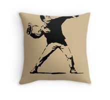 Shoe Thrower BP1 Throw Pillow