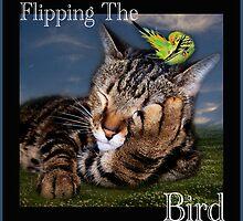 Flipping The Bird by Elizabeth Burton