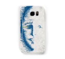face erode Samsung Galaxy Case/Skin