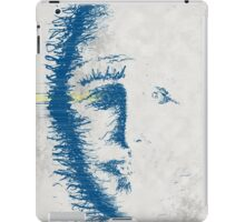 face erode iPad Case/Skin