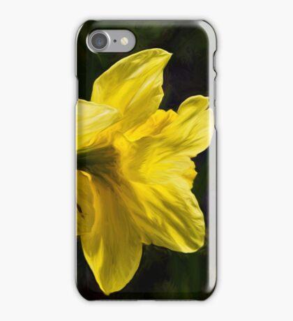 Daffodils - Impressions iPhone Case/Skin