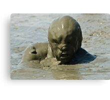 Monster from Muddy Waters Canvas Print
