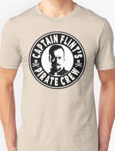 Captain Flints Pirate Crew Unisex T-Shirt