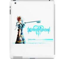 Kingdom Hearts: Sora iPad Case/Skin