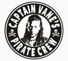 Captain Vanes Pirate Crew by OriginalApparel
