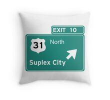 Suplex City T-Shirt - Brock Lesnar Throw Pillow