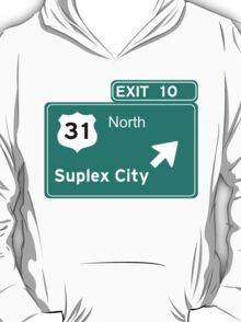 Suplex City T-Shirt - Brock Lesnar T-Shirt