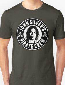 John Silvers Pirate Crew T-Shirt