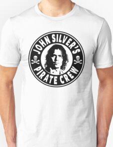 John Silvers Pirate Crew Unisex T-Shirt