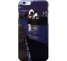The Thames Barrier iPhone Case/Skin