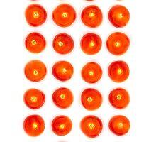 Tomato in rows by ONiONAstudio