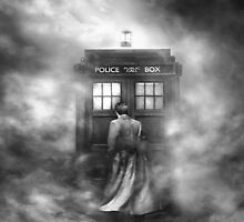 Doctor Who- the Doctor and the Mist by TylerMellark