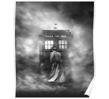 Doctor Who- the Doctor and the Mist Poster