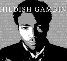 Childish Gambino Discography by danstill97