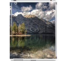 Jenny Lake at Grand Tetons I iPad Case/Skin