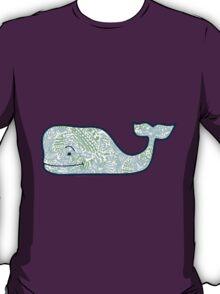 Vineyard Vines Whale Lilly Print 4 T-Shirt