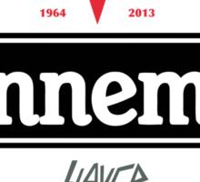 Jeff Hanneman - Heineken Sticker